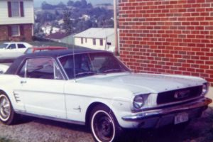 My 1966 Mustang.
